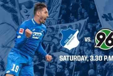 Ponturi Hoffenheim – Hannover fotbal 16-februarie-2019 Bundesliga