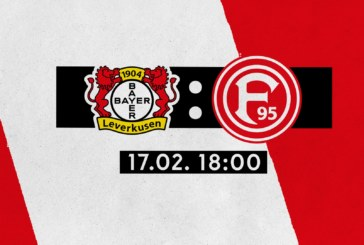 Ponturi Bayer Leverkusen – Fortuna Dusseldorf 17-februarie-2019 Bundesliga