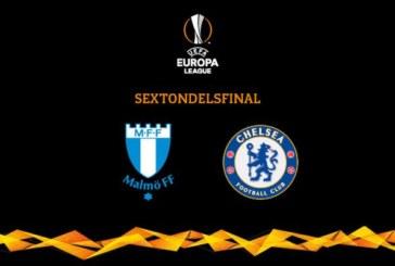 Ponturi Malmo vs Chelsea fotbal 14 februarie 2019 Europa League
