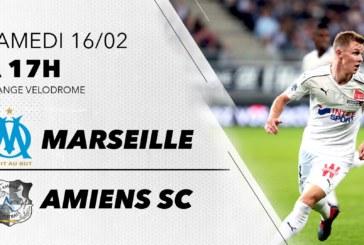 Ponturi Olympique Marseille – Amiens fotbal 16-februarie-2019 Ligue 1