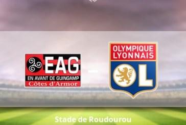 Ponturi Guingamp-Lyon fotbal 07-februarie-2019 Coupe de France
