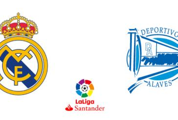 Ponturi Real Madrid – Alaves fotbal 3-februarie-2019 La Liga