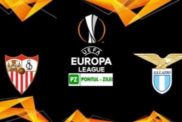 Ponturi Sevilla vs Lazio fotbal 20 februarie 2019 Europa League