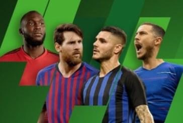 Premii de 60.000 RON și șansa de a câștiga o excursie gratuită către orice meci european