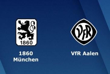Ponturi Munchen 1860 vs VFR Aalen fotbal 18 februarie 2019 3.Liga Germania