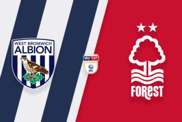 Ponturi West Brom – Nottingham fotbal 12-februarie-2019 Championship