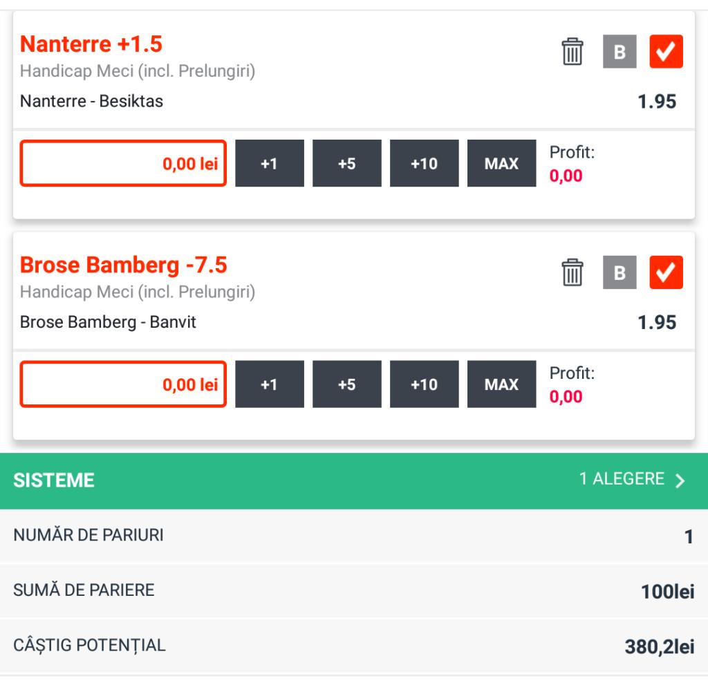 Biletul Zilei alte sporturi de la Sorel – Miercuri 06 Martie – Cota 3.80 – Castig potential 380 RON