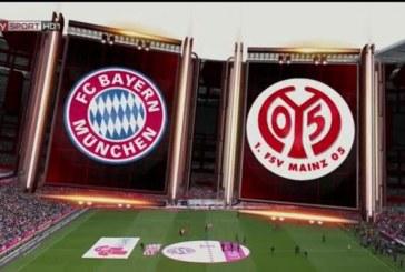 Ponturi Bayern Munchen vs Mainz fotbal 17 martie 2019 Bundesliga Germania