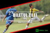 Biletul zilei fotbal de la ERC – Vineri 19 Iulie – Cota 5.11 – Castig potential 511 RON