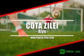 Cota zilei din fotbal de la Alyn – Miercuri 06 Martie – Cota 2.30 – Castig potential 230 RON