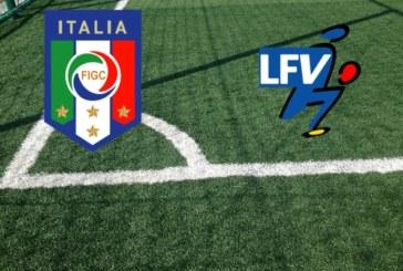 Ponturi Italia vs Liechtenstein fotbal 26 martie 2019 amical