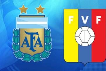 Ponturi Argentina – Venezuela fotbal 22-martie-2019 amical