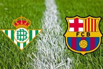 Ponturi Betis – Barcelona fotbal 17-martie-2019 LaLiga