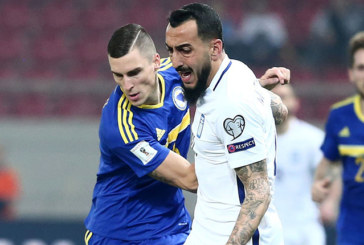 Ponturi Bosnia vs Grecia 26-martie-2019 Preliminarii EURO 2020