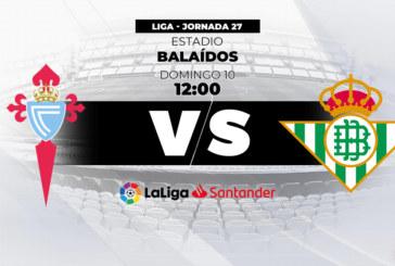 Ponturi Celta Vigo – Betis fotbal 10-martie-2019 Spania Primera