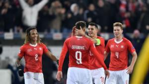 Ponturi Gibraltar-Elvetia fotbal 18-noiembrie-2019 Euro2020