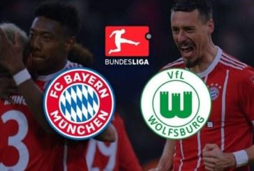 Ponturi Bayern vs Wolfsburg fotbal 9 martie 2019 Bundesliga