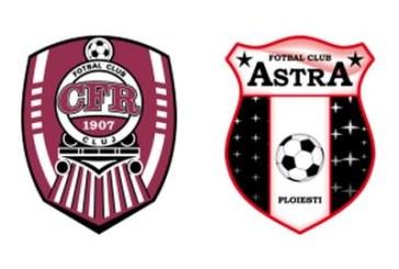 Ponturi CFR Cluj – Astra Giurgiu fotbal 30 martie 2019 Liga I Betano Romania