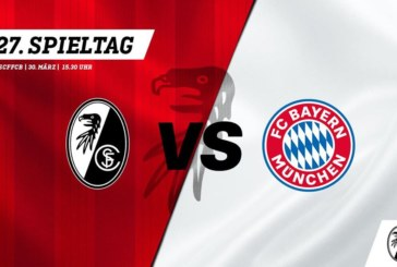Ponturi Freiburg-Bayern Munchen fotbal 30-martie-2019 Bundesliga