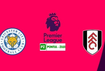 Ponturi Leicester vs Fulham fotbal 9 martie 2019 Premier League