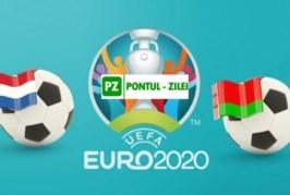 Ponturi Olanda vs Belarus fotbal 21 martie 2019 preliminarii Euro 2020