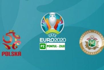 Ponturi Polonia vs Letonia fotbal 24 martie 2019 Preliminarii Euro 2020