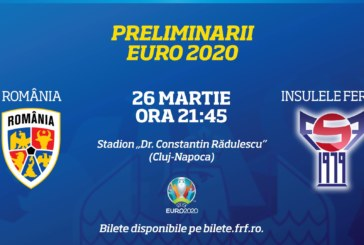 Ponturi Romania-Insulele Feroe fotbal 26-martie-2019 preliminarii EURO 2020