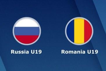 Ponturi Rusia U19 vs Romania U19 fotbal 23 martie 2019 Turul de Elită