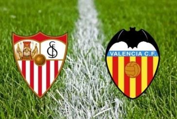 Ponturi Sevilla vs Valencia fotbal 31 martie 2019 La Liga Spania
