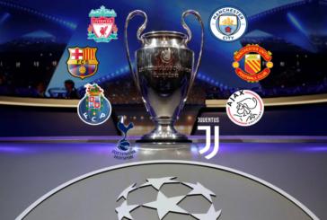 S-au tras sferturile UEFA Champions League. Meciurile, variantele de pariere și cotele oferite de bookmakeri!