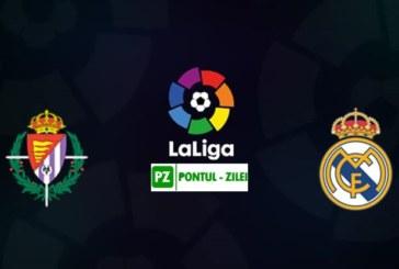 Ponturi Valladolid vs Real Madrid fotbal 10 martie 2019 La Liga Spania
