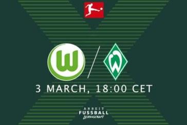Ponturi Wolfsburg – Werder Bremen fotbal 3-martie-2019 Bundesliga