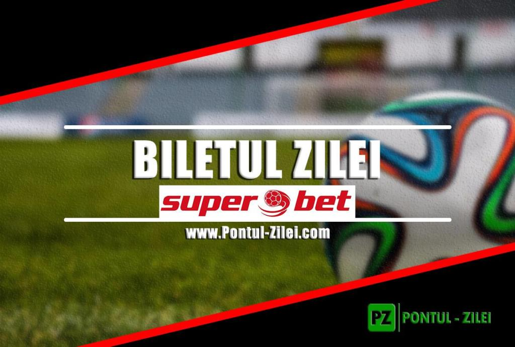 Biletul Zilei Superbet – 03 Aprilie 2019