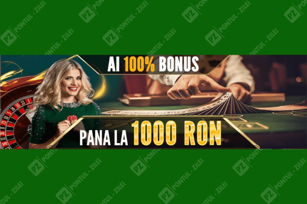 Bonus Cazino Live Baumbet
