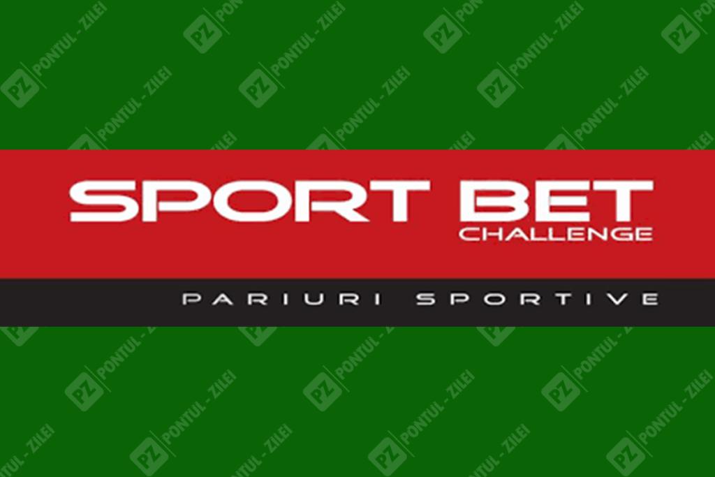 Casa de pariuri Sport Bet Challenge