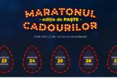 Maratonul cadourilor de Paste la Maxbet! Azi ai 50 ROTIRI BONUS!