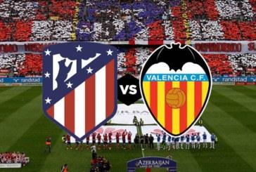Ponturi Atletico Madrid – Valencia fotbal 24-aprilie-2019 Spania Primera