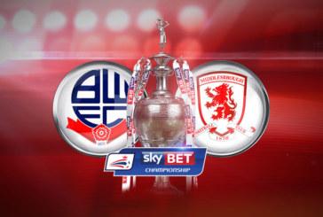 Ponturi Bolton – Middlesbrough fotbal 9-aprilie-2019 Anglia Championship