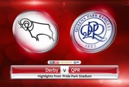 Ponturi Derby – QPR fotbal 22-aprilie-2019 Anglia Championship
