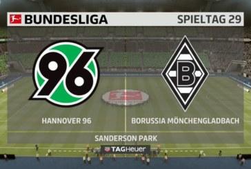 Ponturi Hannover – Monchengladbach fotbal 13-aprilie-2019 Bundesliga