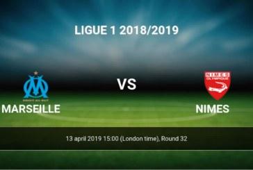 Ponturi Marseille – Nimes fotbal 13-aprilie-2019 Ligue1