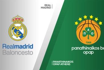 Ponturi Real Madrid – Panathinaikos baschet 17-aprilie-2019 Euroliga