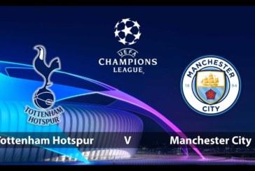 Ponturi Tottenham – Manchester City fotbal 9-aprilie-2019 Liga Campionilor