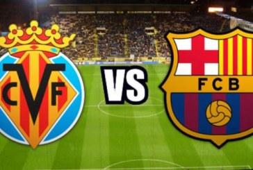 Ponturi Villarreal – Barcelona fotbal 2-aprilie-2019 Spania Primera
