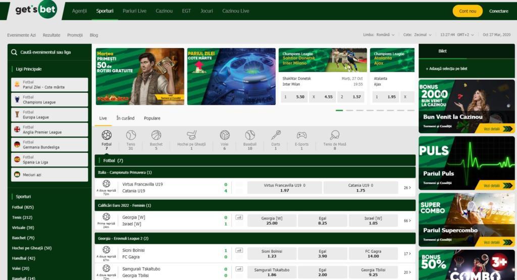 Site Gets Bet Online