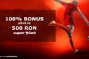Nu rata! Bonus de pana la 500 lei la SUPERBET online!