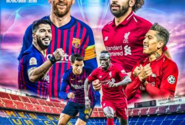 Ponturi Barcelona-Liverpool fotbal 1-mai-2019 Champions League