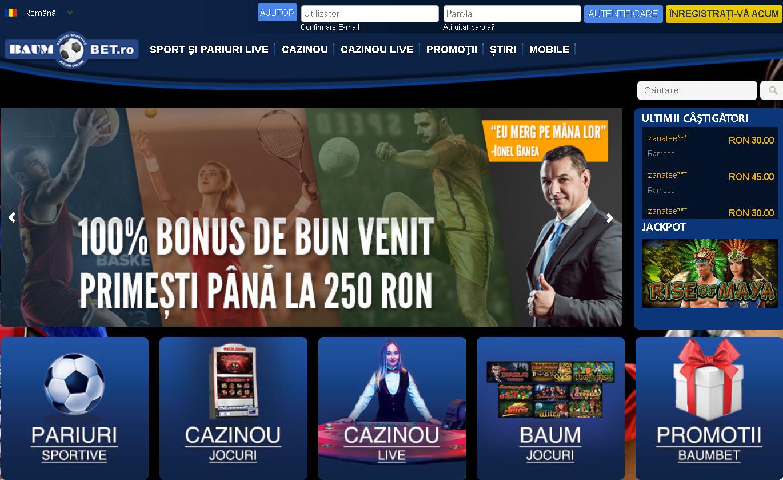 site de pariuri online baumbet