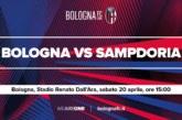 Ponturi Bologna-Sampdoria fotbal 20-aprilie-2019 Serie A
