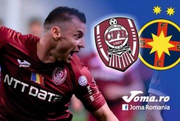Ponturi CFR Cluj-FCSB fotbal 14-aprilie-2019 Liga 1 Betano